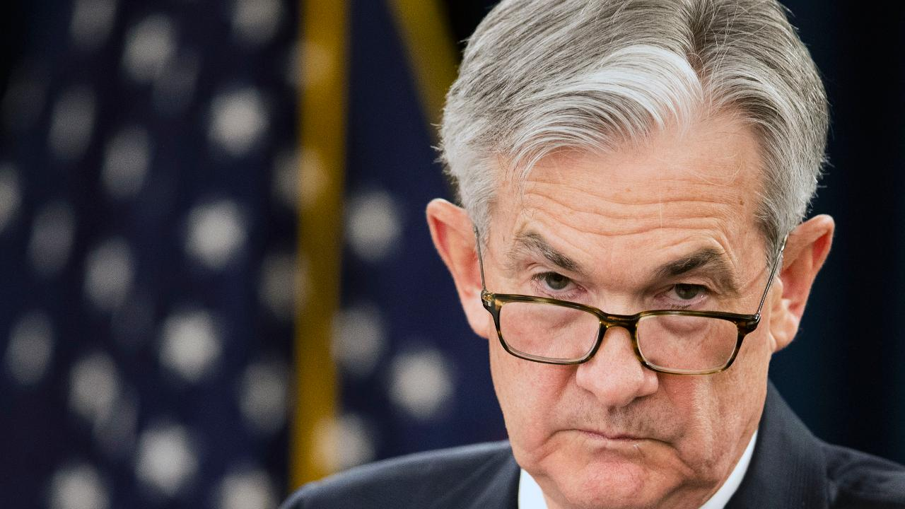 FOX Business' Edward Lawrence says Federal Reserve Chairman Jerome Powell will say this has been the sharpest economic downturn since World War II during a Senate Banking Committee hearing on Tuesday.