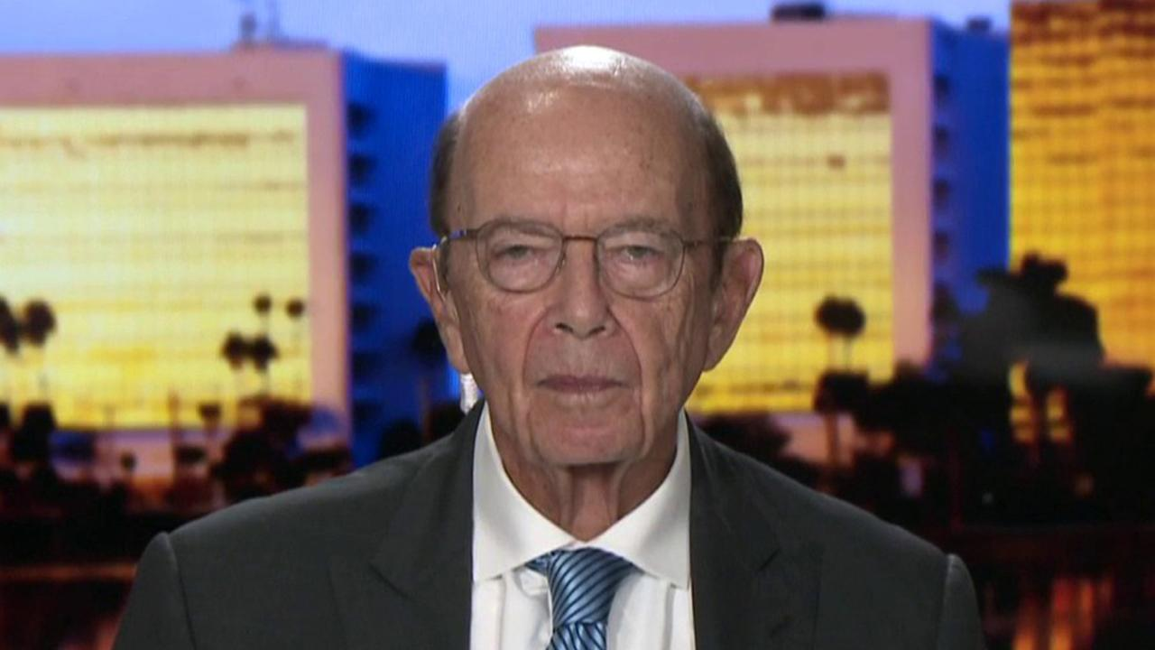 Commerce Secretary Wilbur Ross argues Taiwan's plans to manufacture semiconductor chips in Arizona will lead to more fabs being built.