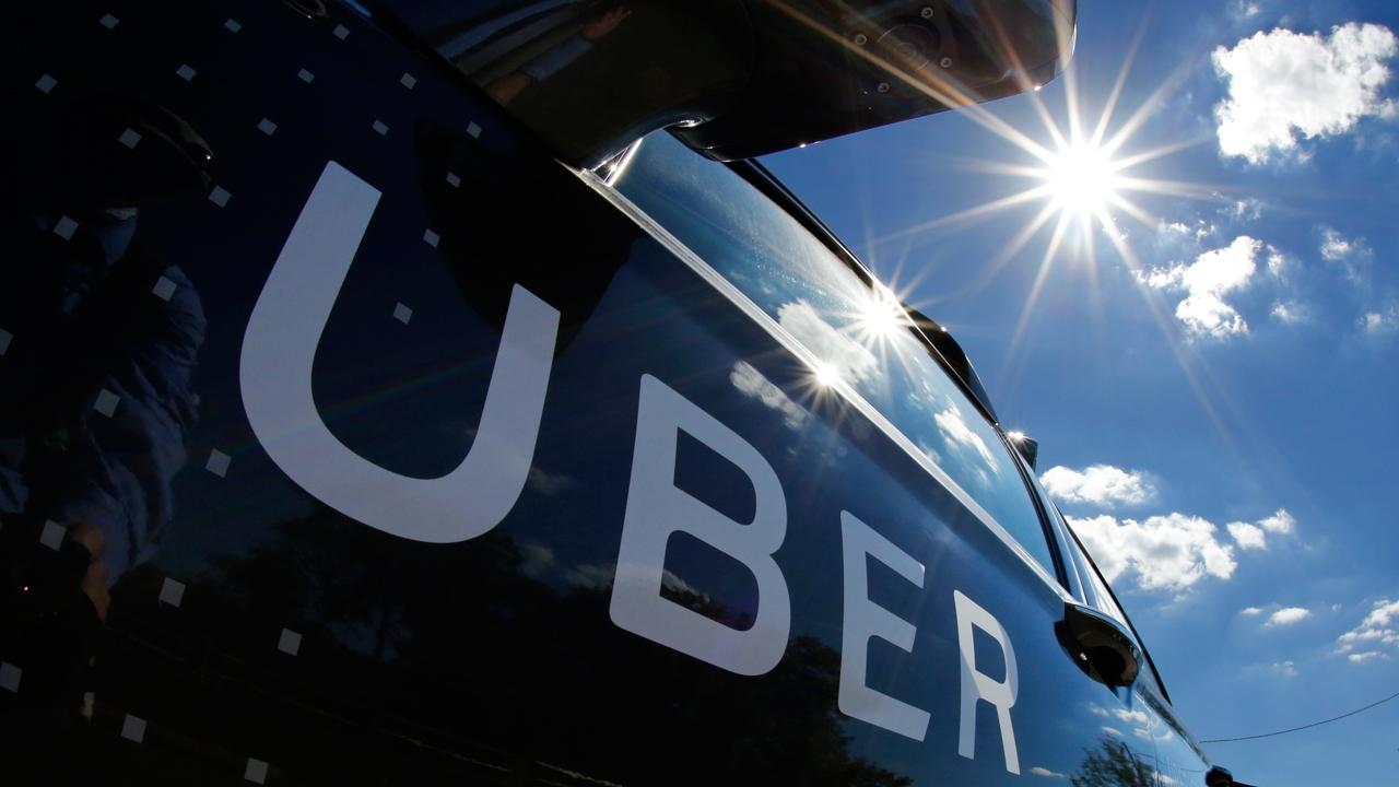 FOX Business' Susan Li says, in terms of profit, Uber lost $1.70 per share instead of the estimated 0.88 cents per share loss.