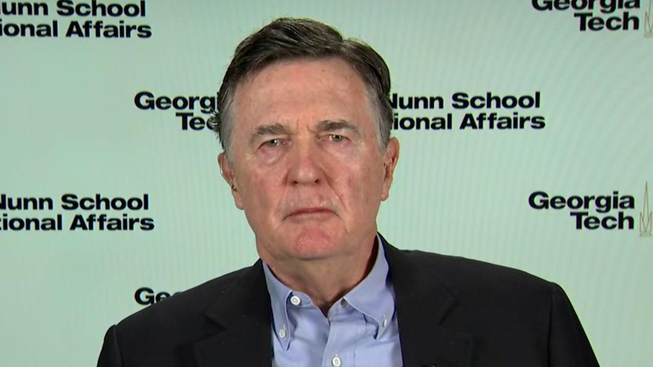 Former Federal Reserve Bank of Atlanta President Dennis Lockhart discusses his outlook for the U.S. economy amid the coronavirus pandemic.