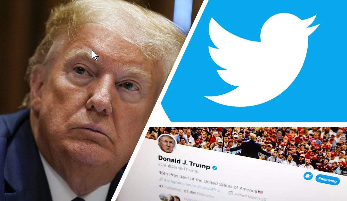Twitter put a warning label on two of President Trump's tweets on the topic of voter fraud leading him to accuse it of election interference and stifling free speech. FOX Business' Maria Bartiromo, Dagen McDowell and the National Taxpayers Union senior fellow  Mattie Duppler weigh in.
