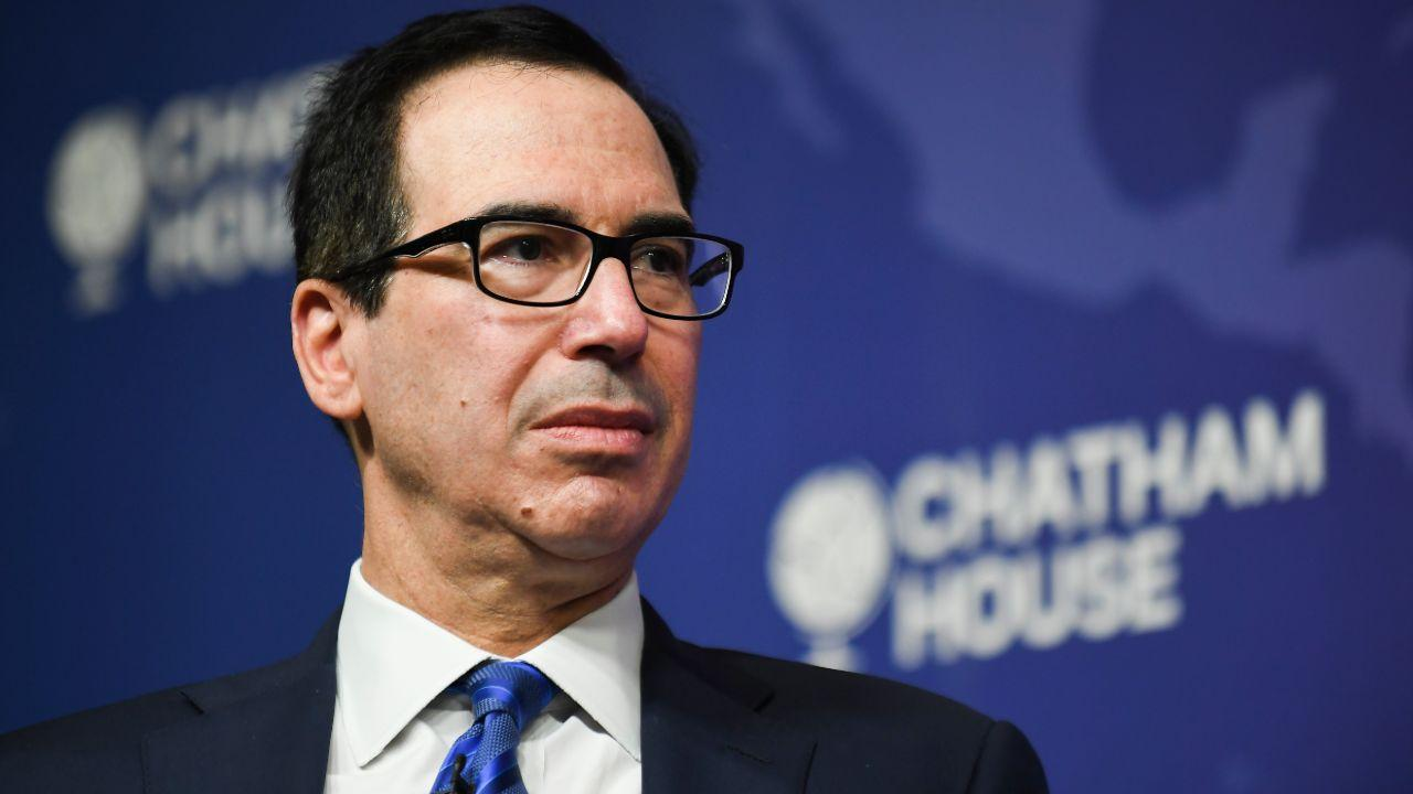 Treasury Secretary Steven Mnuchin argues the new round PPP loans is going directly to small businesses.