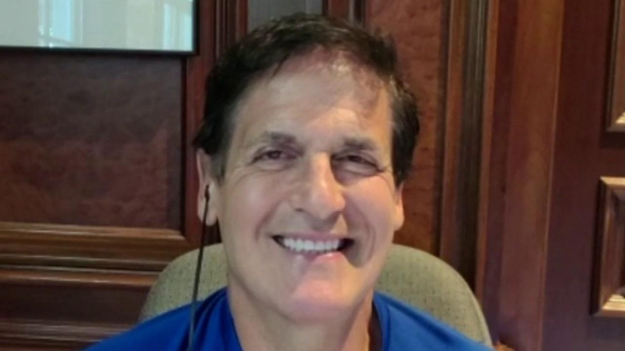 Dallas Mavericks owner Mark Cuban discusses reopening the economy amid coronavirus and the Paycheck Protection Program.