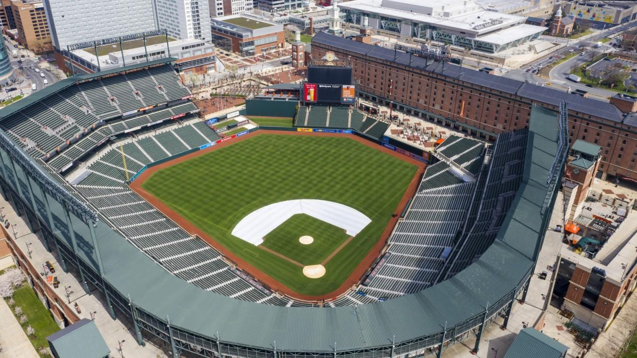 FOX Business' Cheryl Casone says Major League Baseball owners have reportedly approved giving the players' union a plan to start baseball season around the Fourth of July without fans in the stands.