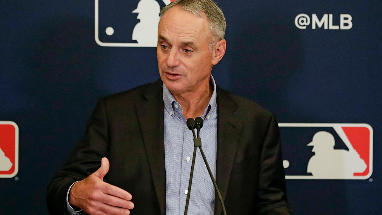 Sources tell FOX Business' Charlie Gasparino that MLB owners and the league say salary cuts are needed because each team will lose around $100 million given the 82-game season.