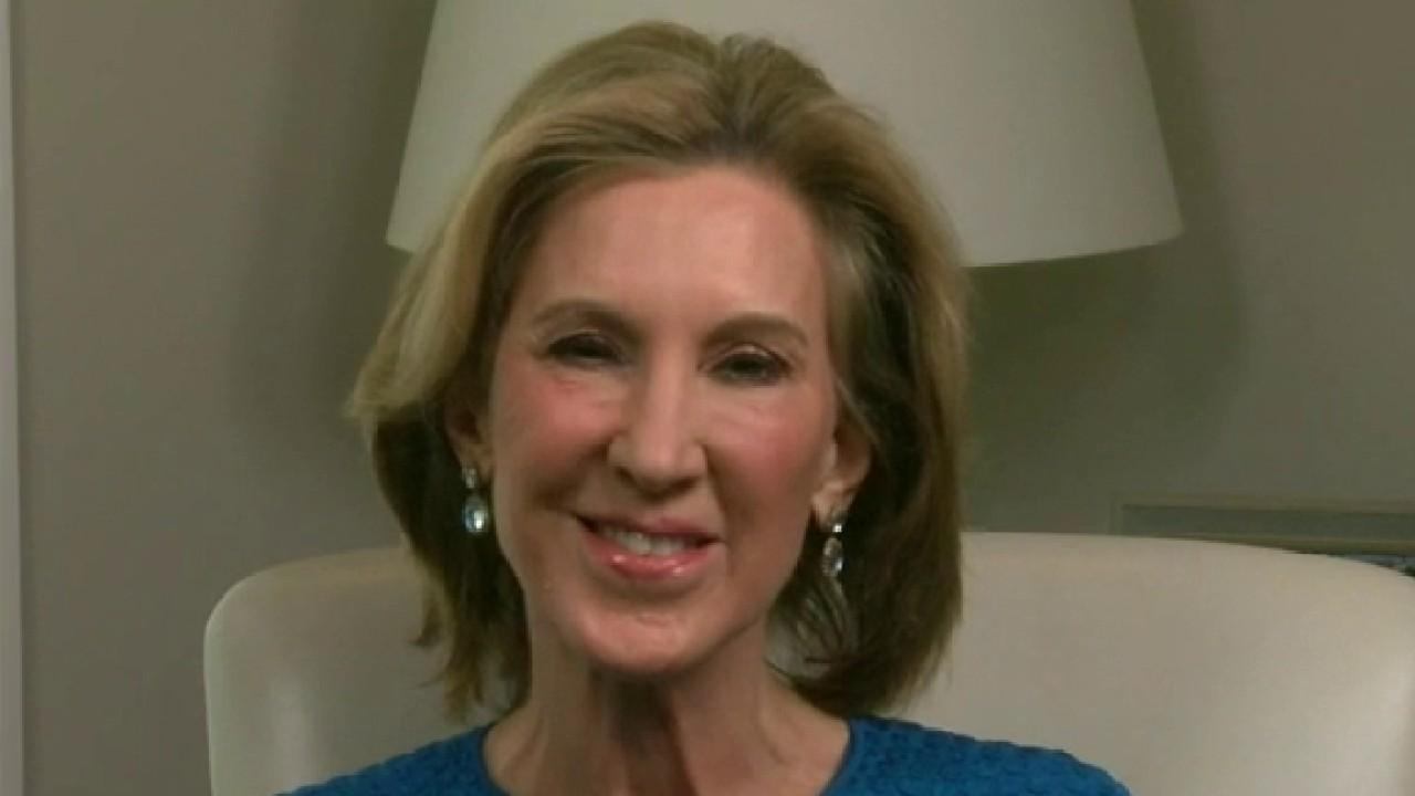 Former HP CEO Carly Fiorina discusses the immense amount of power big tech has in the U.S and President Trump's executive order regarding social media protections.