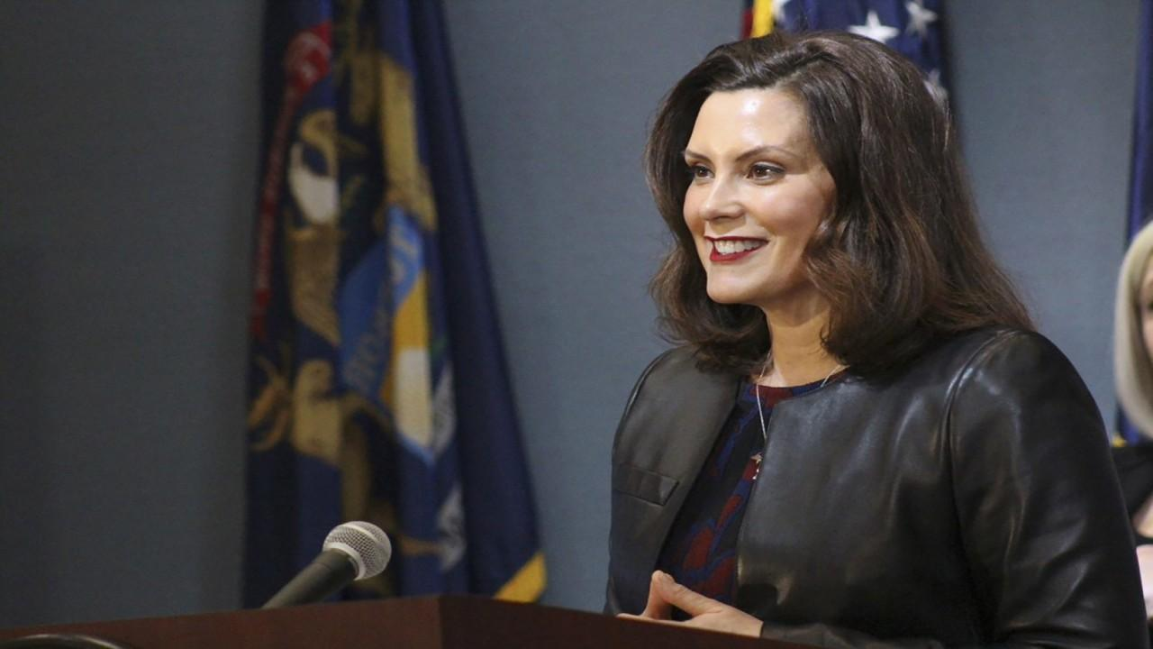 The Detroit News Editorial Page Editor Nolan Finley discusses Michigan slowly reopening its economy under Gov. Gretchen Whitmer's authority.
