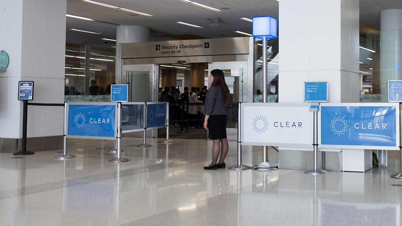 Biometric company Clear will reportedly offer coronavirus screening for businesses. FOX Business' Lauren Simonetti with more.