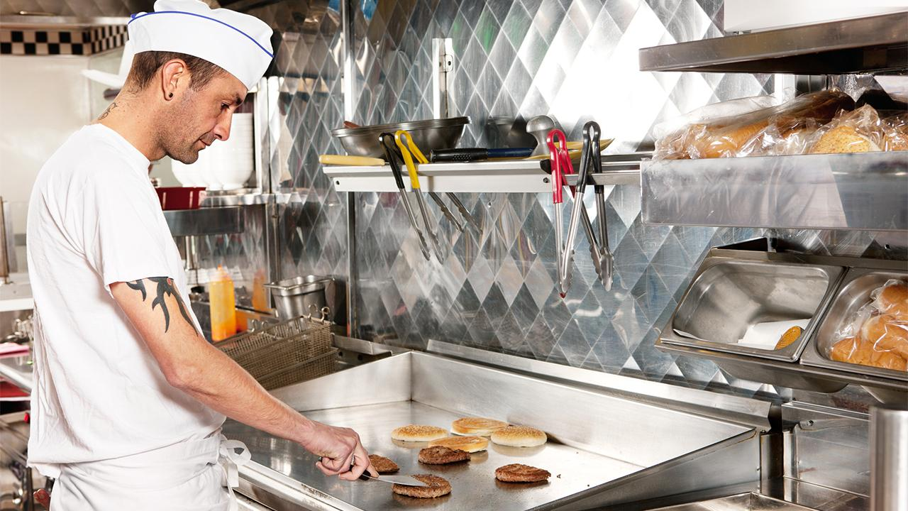 Award-winning chef and author Rocco DiSpirito argues customers will see a lot more social distancing and personal protective equipment (PPE) being used in restaurants going forward.