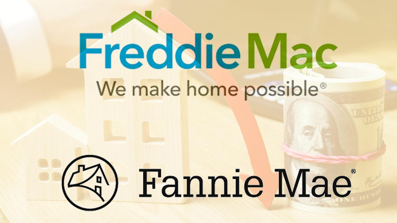 FOX Business' Charlie Gasparino gives updates on potential plans for privatizing mortgage giants Fannie Mae and Freddie Mac.