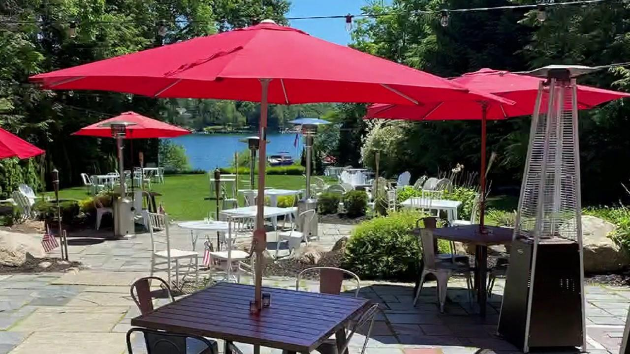 Chateau on the Lake owner Edward 'Buddy' Foy, Jr., says being short-staffed and having limited supplies isn't stopping customers from eating at his restaurant.