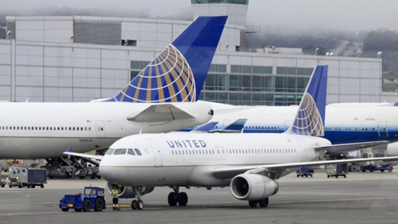 Fox Business Briefs: United Airlines is asking passengers to complete a health assessment before boarding.