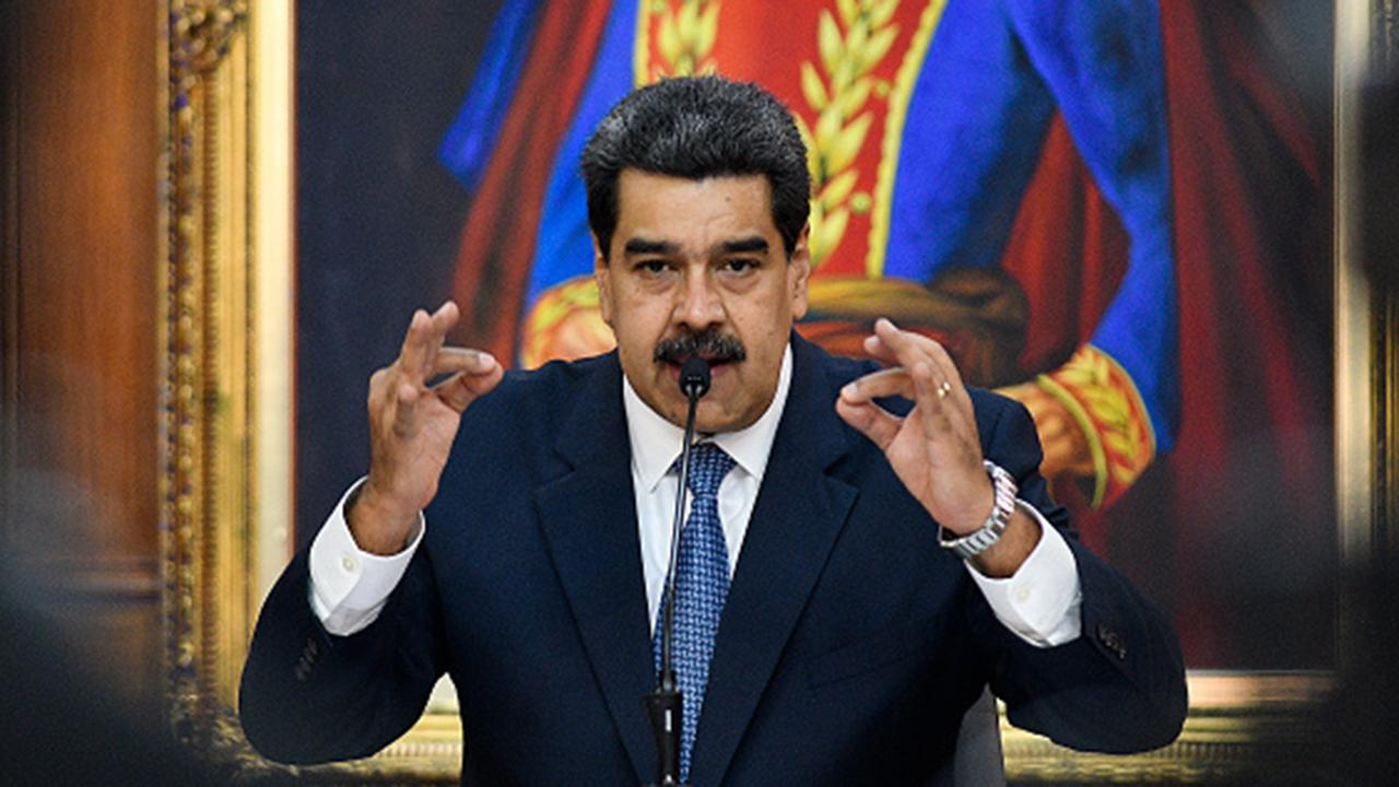Homeland Security committee member Rep. Mark Green, R-Tenn., says he is open to a blockade against Venezuela and discusses proposed sanctions against Iran.