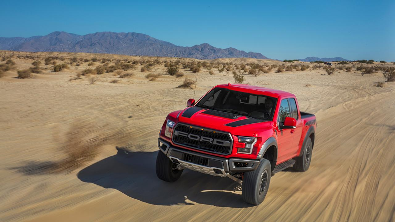 Lauren Fix, known as 'The Car Coach,' discusses how Ford has evolved and its competition with Tesla's Cybertruck ahead of the unveiling of Ford's new F-150 on Thursday.