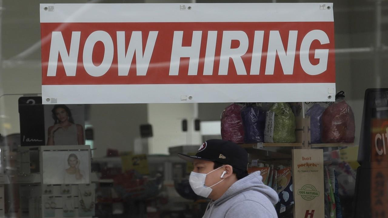 Andy Puzder: Falling jobless rate shows economy is recovering from coronavirus closures, as Trump predicted