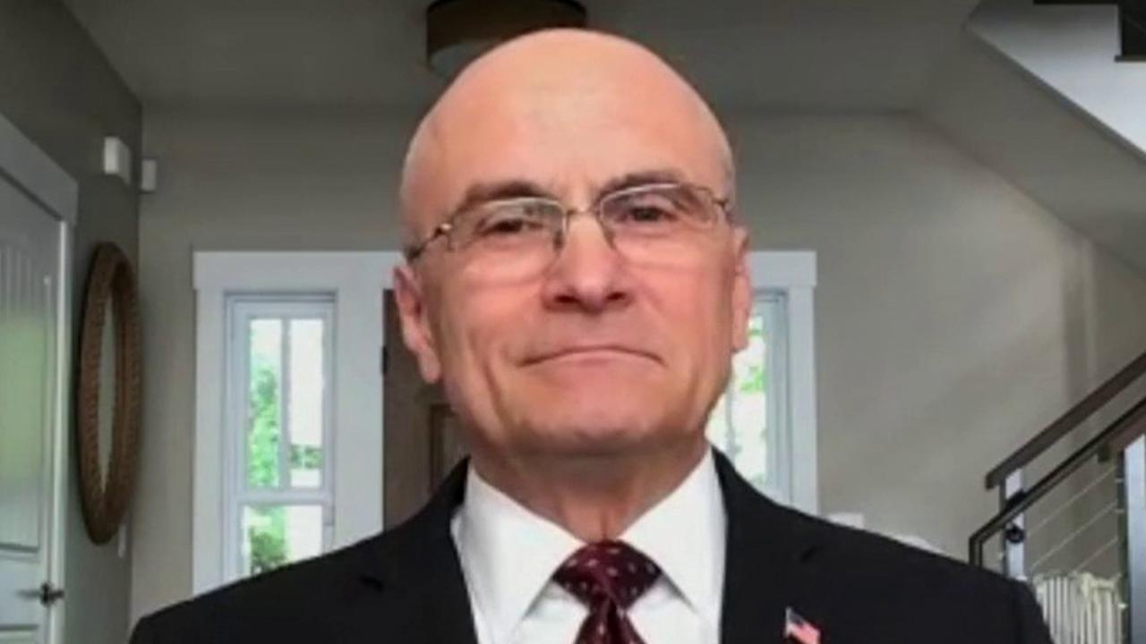 Former CKE Restaurants CEO Andy Puzder argues it would take a lot of government resources to keep independent restaurants open in the interim.