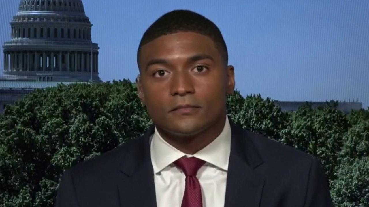 D.C. council candidate Marcus Goodwin shares his thoughts on calls to remove the Emancipation Memorial statue in the nation's capital and the overall conversation about racial and economic equity in America.