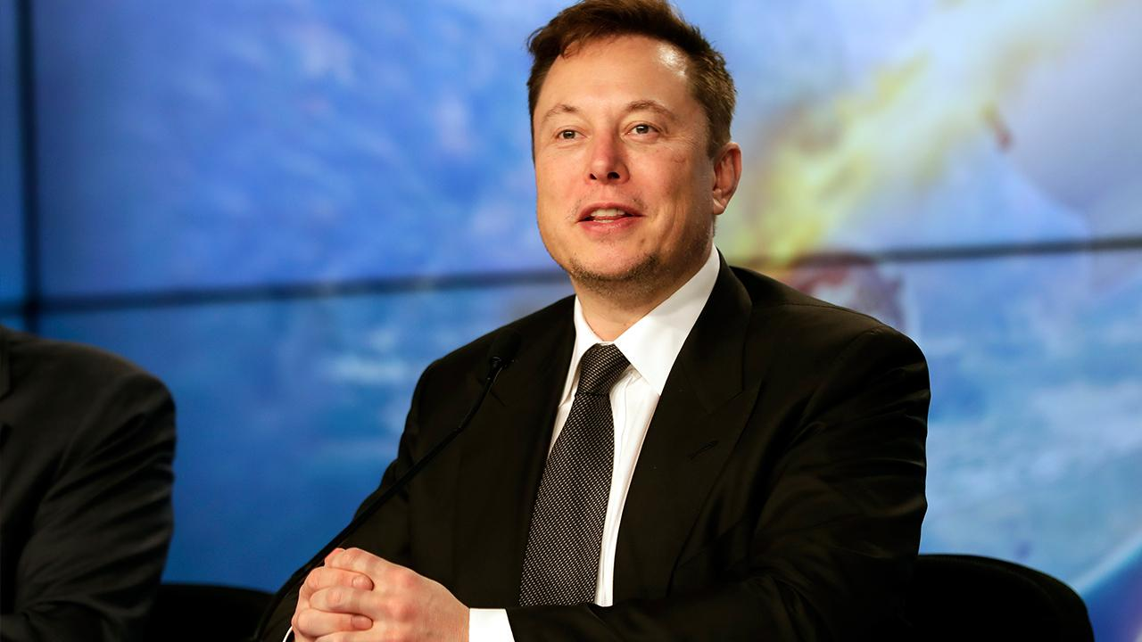Tesla CEO Elon Musk tweeted that it's time to break up Amazon, calling it a monopoly.