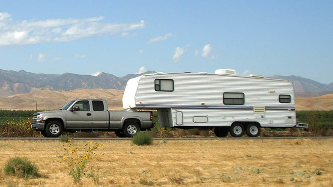 Keystone RV President Jeff Runels says the high demand for RVs during the coronavirus outbreak was 'unexpected.'