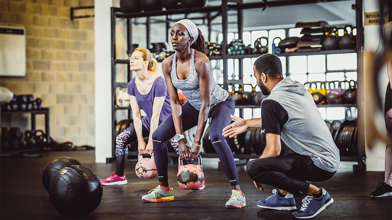 FOX Business' Grady Trimble says 24 Hour Fitness is the latest gym chain to file for bankruptcy amid coronavirus shutdowns and some people might not return to their gyms after getting used to at-home workouts.