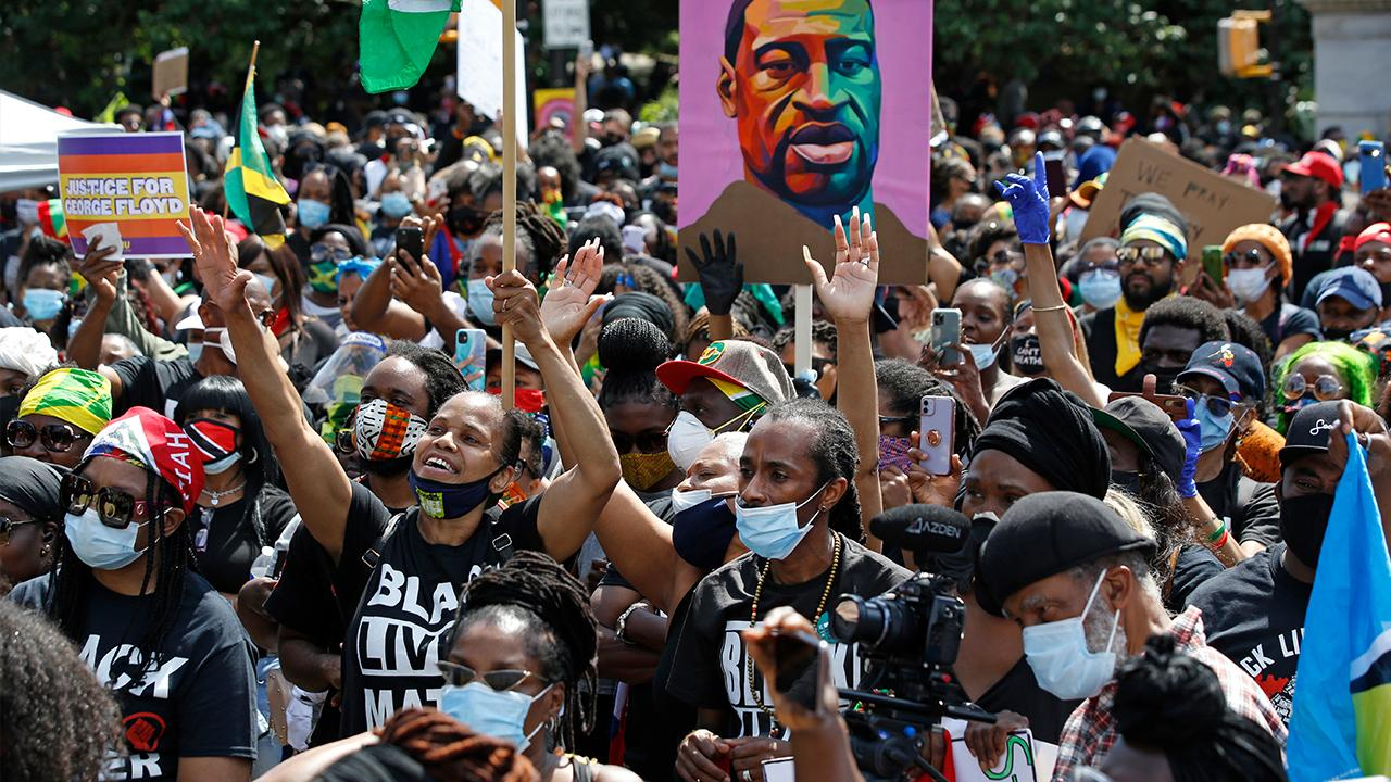 Howard University President Dr. Wayne Frederick shares his insight on Black Lives Matter protests amid the coronavirus pandemic and how the virus has disproportionately impacted black Americans economically.