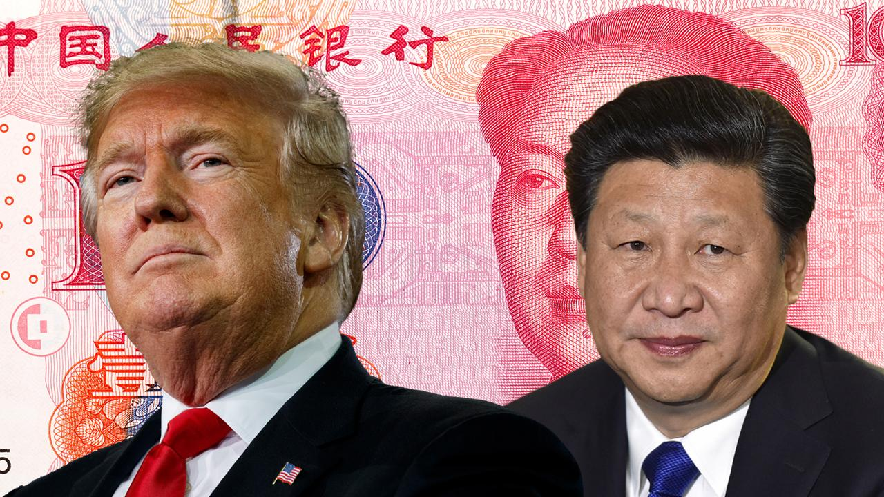 China Beige Book CEO Leland Miller on rising tensions between the U.S. and China and halting travel between both countries.