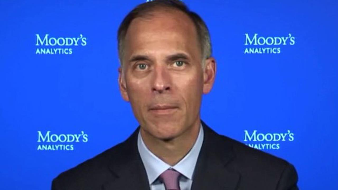 Moody's Analytics Chief Economist Mark Zandi argues the economy won't kick into full gear until it's at the other side of the coronavirus pandemic.