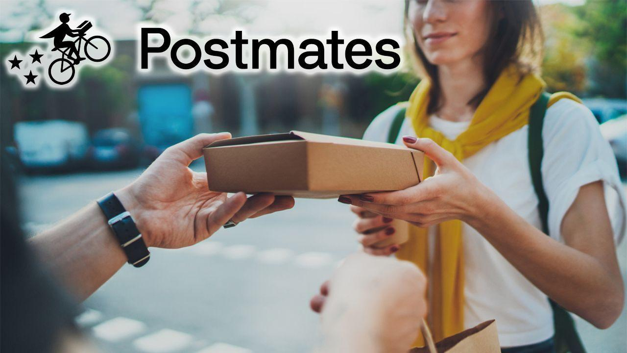 FOX Business' Jackie DeAngelis reports Postmates is intending to file for an IPO within days but is still fielding buyout offers.