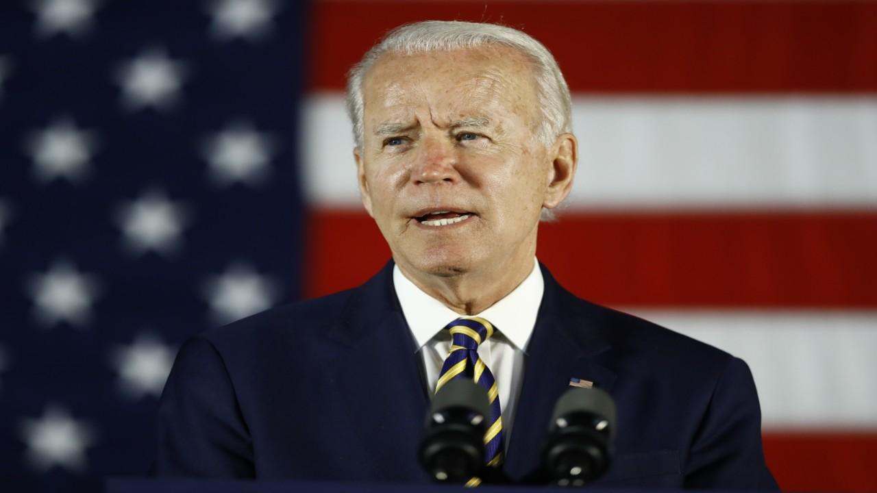 New York Post Columnist Karol Markowicz discusses presidential candidate Joe Biden's obstacle in winning over Wall Street.