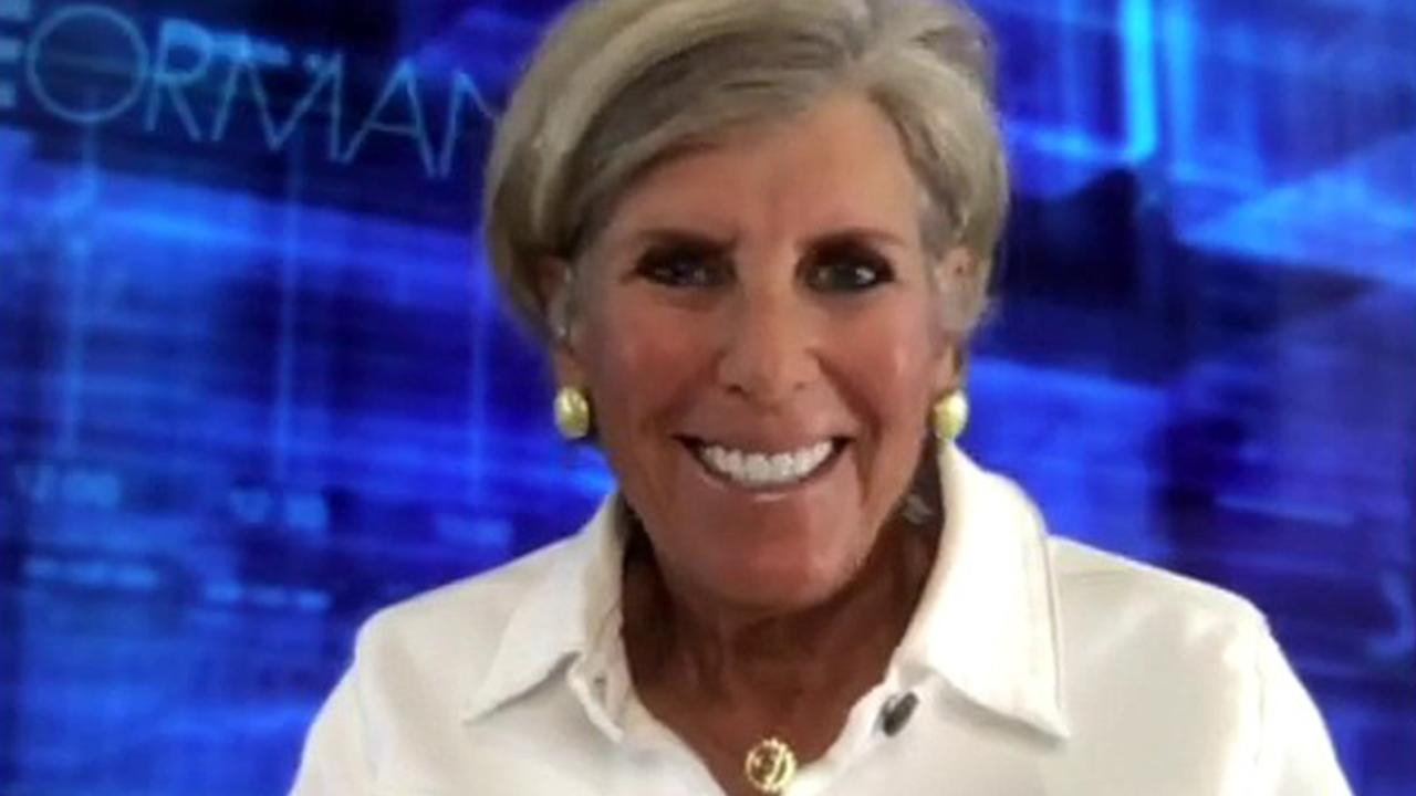 Personal finance expert Suze Orman argues Americans should keep their money 'safe and sound' in their bank accounts amid coronavirus uncertainty.