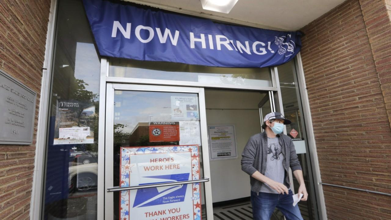 Former Labor Department Chief of Staff Paul Conway provides insight into the May jobs report and argues positive trend lines with state policies should continue for June.