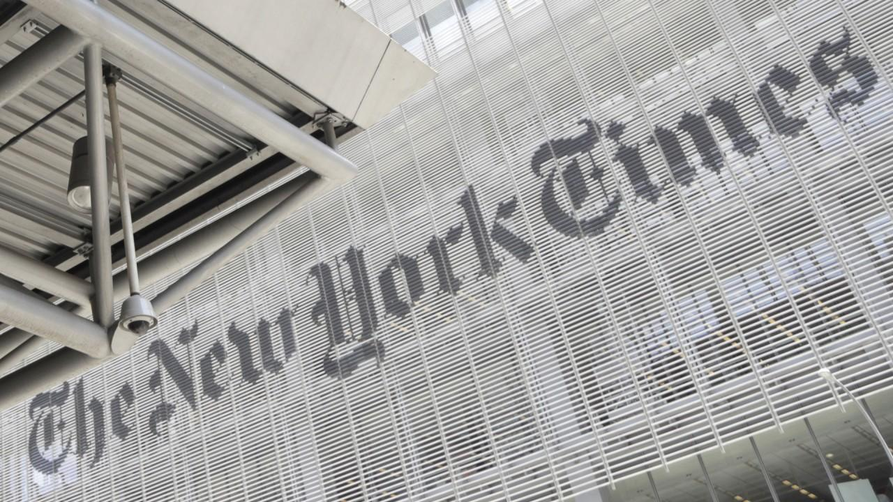 Former New York Times Editorial Page Editor James Bennet has resigned after Sen. Tom Cotton's politically-charged op-ed outraged staffers. FOX Business' Jackie DeAngelis with more on the future of newspaper partisanship.