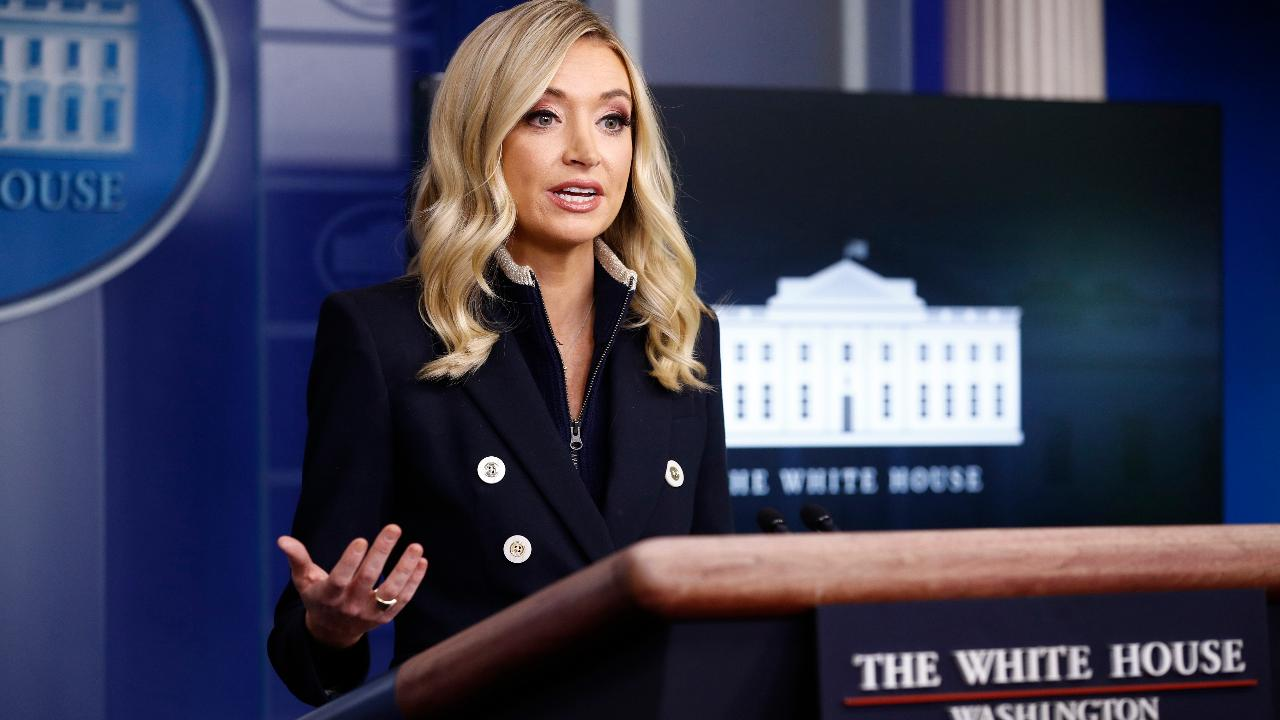 White House press secretary Kayleigh McEnany says President Trump is demanding action to protect Americans and their businesses during a time of civil unrest.