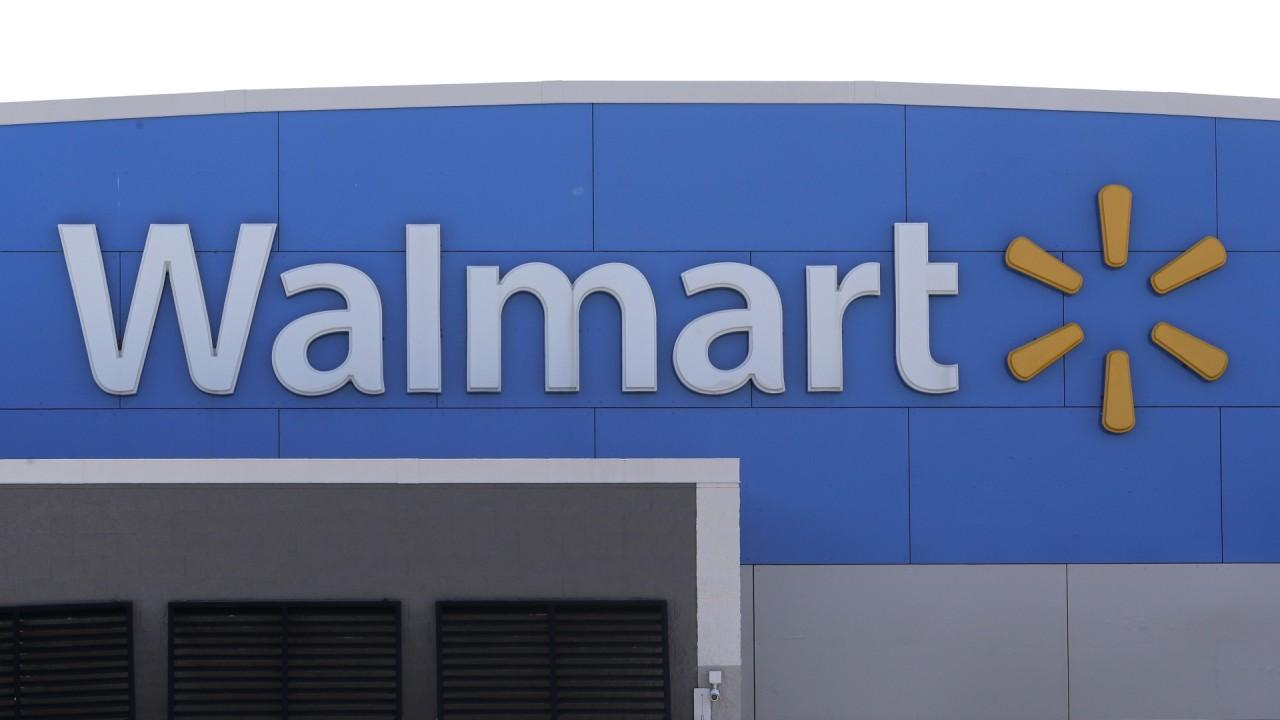 Walmart will begin requiring shoppers to wear face masks to prevent the coronavirus spread. FOX Business' Stuart Varney with more.