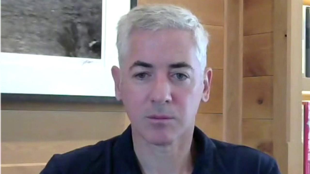Pershing Square Capital Management CEO Bill Ackman clarifies his optimism for economic recovery amid the coronavirus pandemic and discusses Tesla reportedly paying half of showroom rent for the last four months.