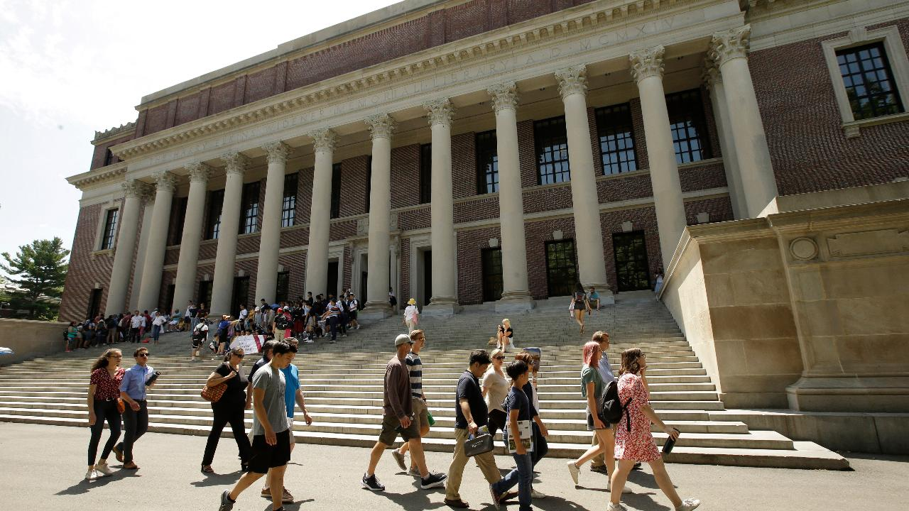 Cornell University securities law clinic director William Jacobson says it's important to shed light on the cancel culture happening in American academia.