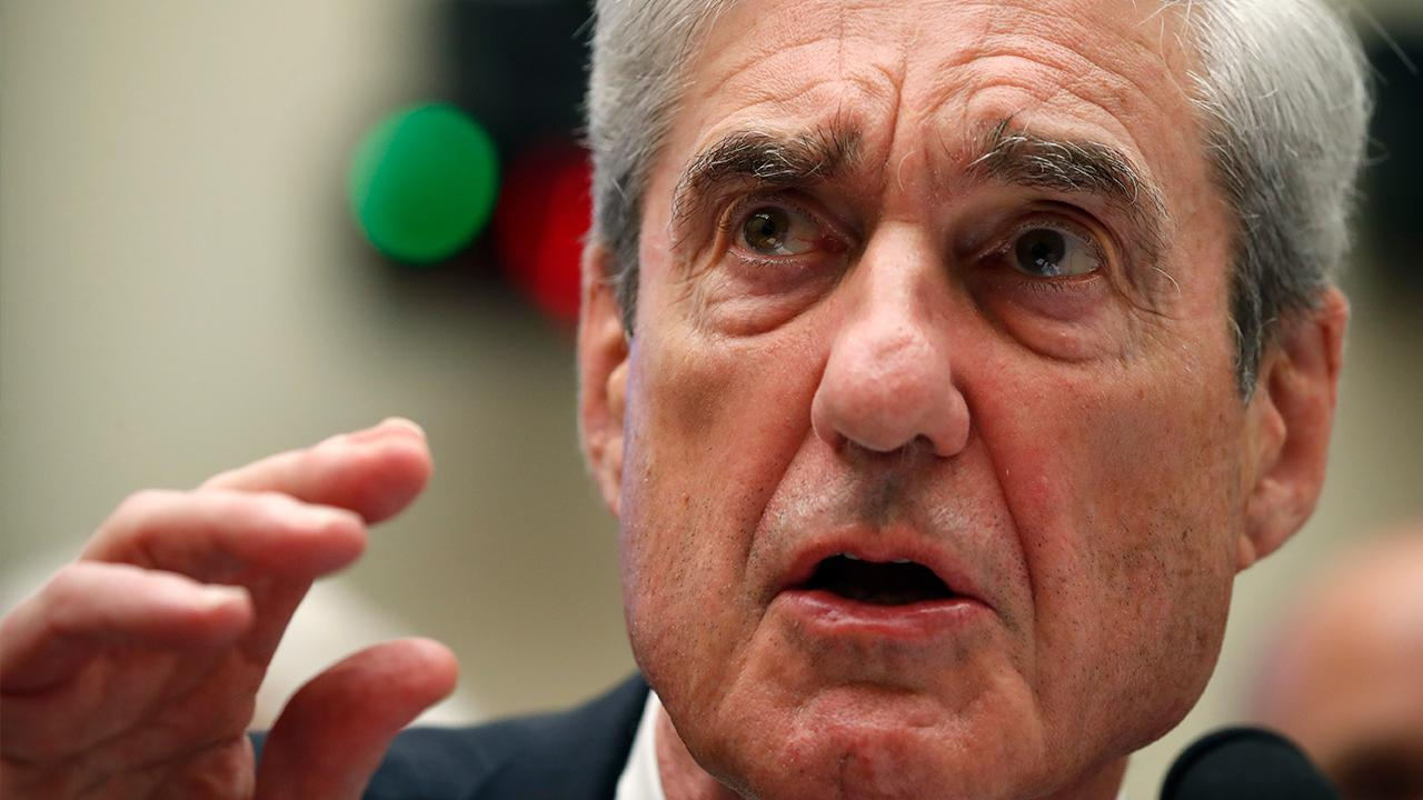 Rep. Devin Nunes, R-Calif., argues former Special Counsel for the Department of Justice Robert Mueller knew there was 'nothing there' with the Russia collusion investigation into the Trump campaign.