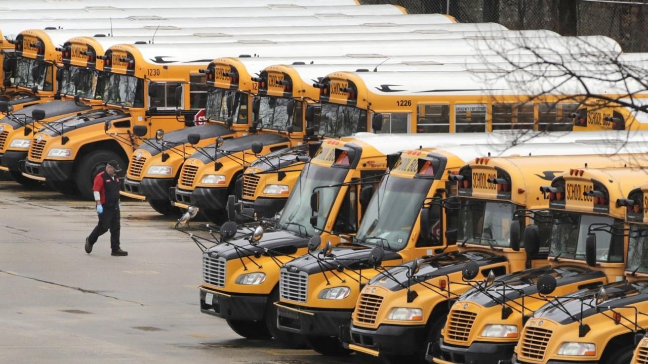 Former Education Secretary under Bush 43 Margaret Spellings on Trump's push to reopen schools in the fall.