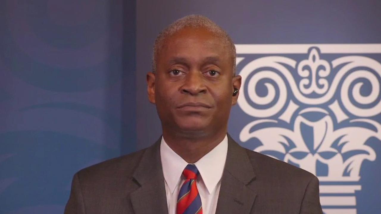 Atlanta Federal Reserve President Raphael Bostic discusses his work to end economic racism and make the country's financial system more inclusive for Black Americans, which he says will lead to economic growth.