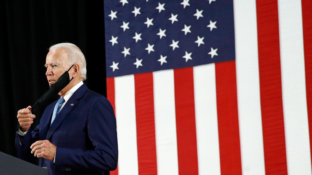Wall Street is assessing a potential Joe Biden win. FOX Business' Hillary Vaughn with more.