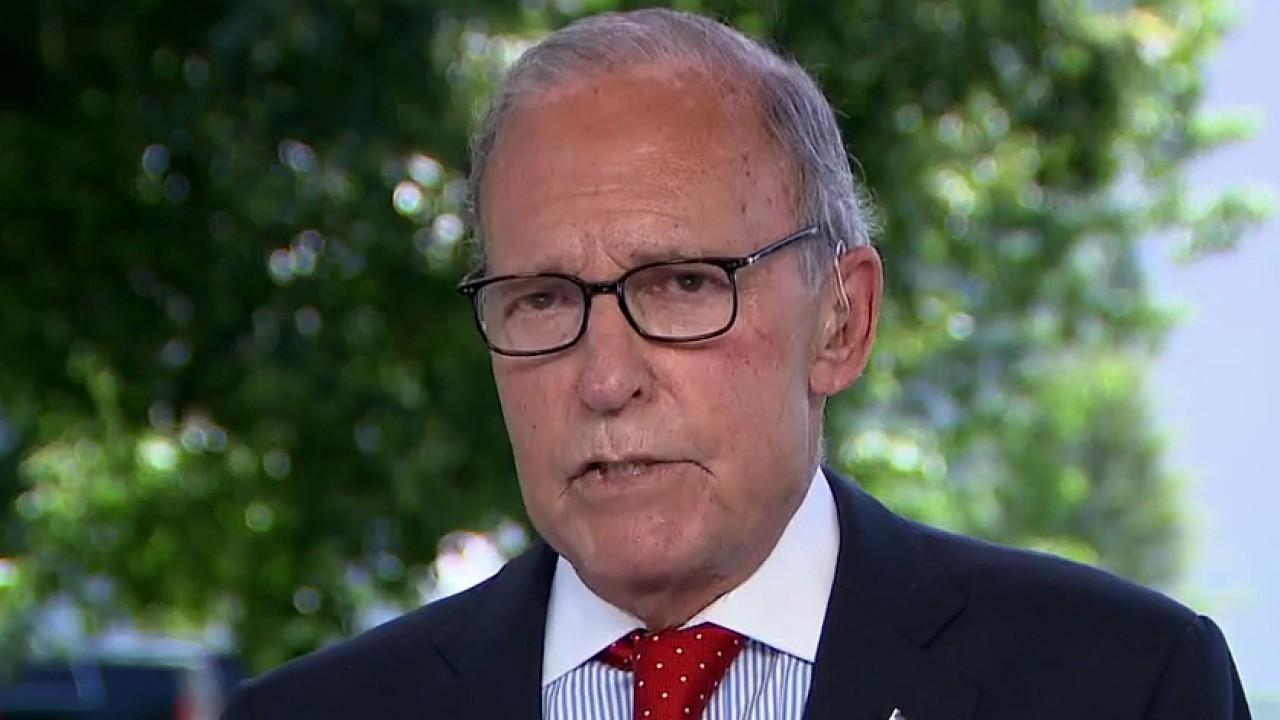 White House economic adviser Larry Kudlow on another round of coronavirus stimulus, reopening schools, and the state of US-China relations.
