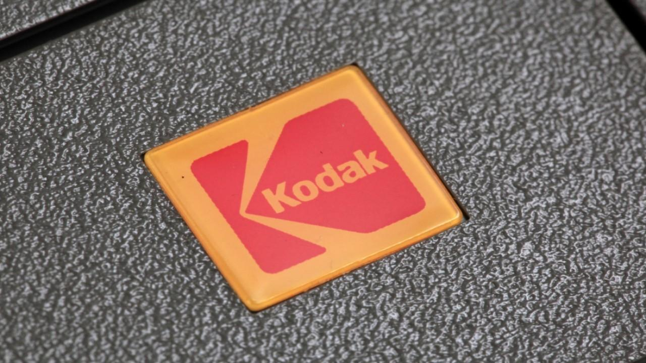 Kodak CEO Jim Continenza added about $80 million to his net worth so far this week after his company's stock surged on the announcement that it would help produce generic drugs.
