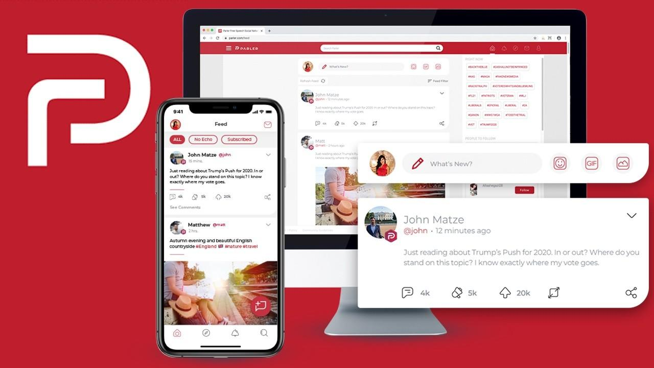 Parler CEO John Matze on offering a Twitter app alternative which allows users to express free speech and engage in discussions without censorship.