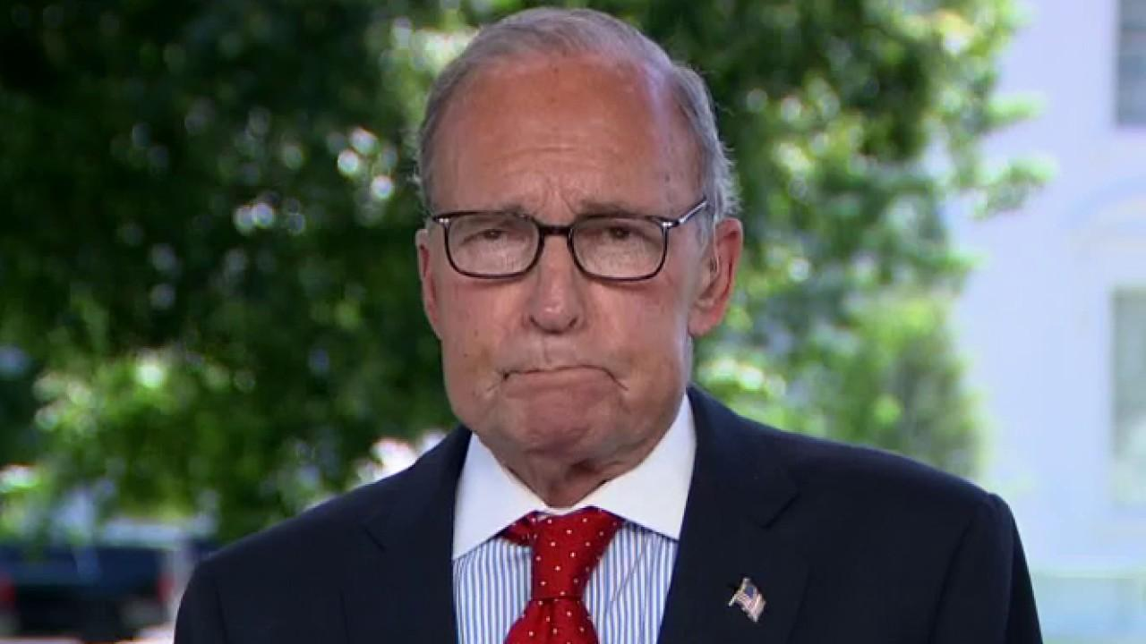 National Economic Council Advisor Larry Kudlow on the potential contents of a second coronavirus stimulus package.