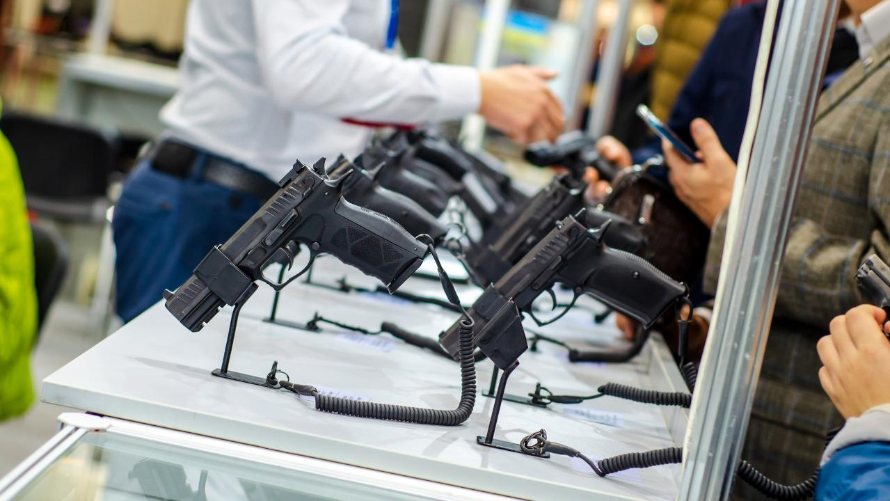 Townhall.com editor Katie Pavlich gives her reasons why gun sales hit historic high numbers in June.