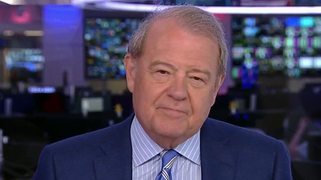 FOX Business' Stuart Varney says American companies like Amazon, Apple, Microsoft, Google and Tesla are helping lead recent market rallies.