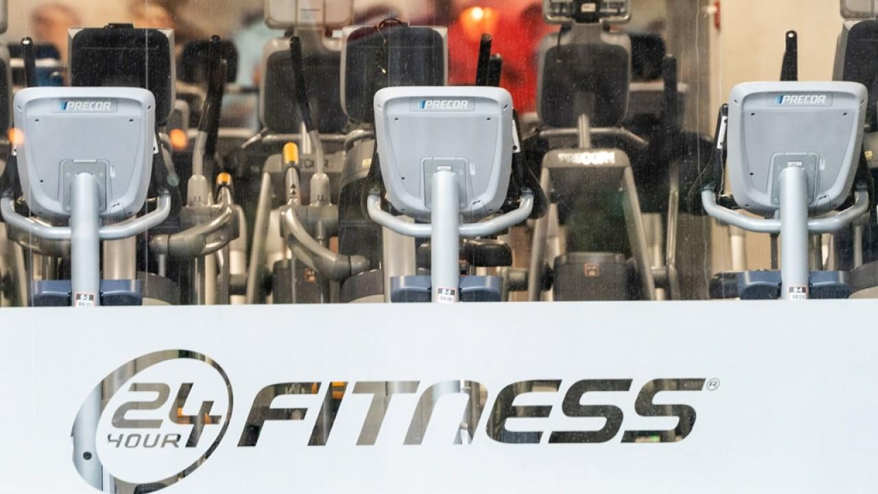 The elongated closure of gyms during coronavirus is becoming a concern for commercial real estate owners. FOX Business' Kristina Partsinevelos with more.