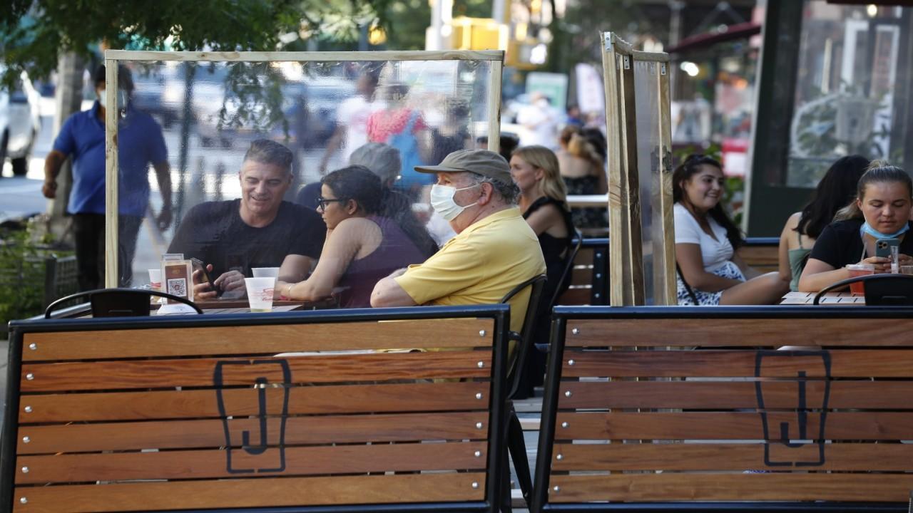 National Restaurant Association EVP Sean Kennedy on New York Gov. Andrew Cuomo threatening to shut restaurants for defying coronavirus guidelines.