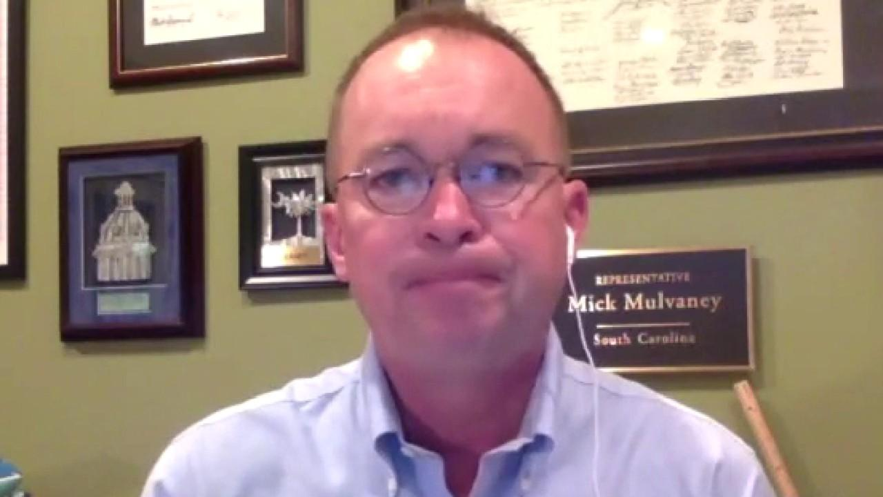 Former White House Chief of Staff Mick Mulvaney on the contents of the next round of coronavirus stimulus, pushing to get people back to work and reopening the economy.