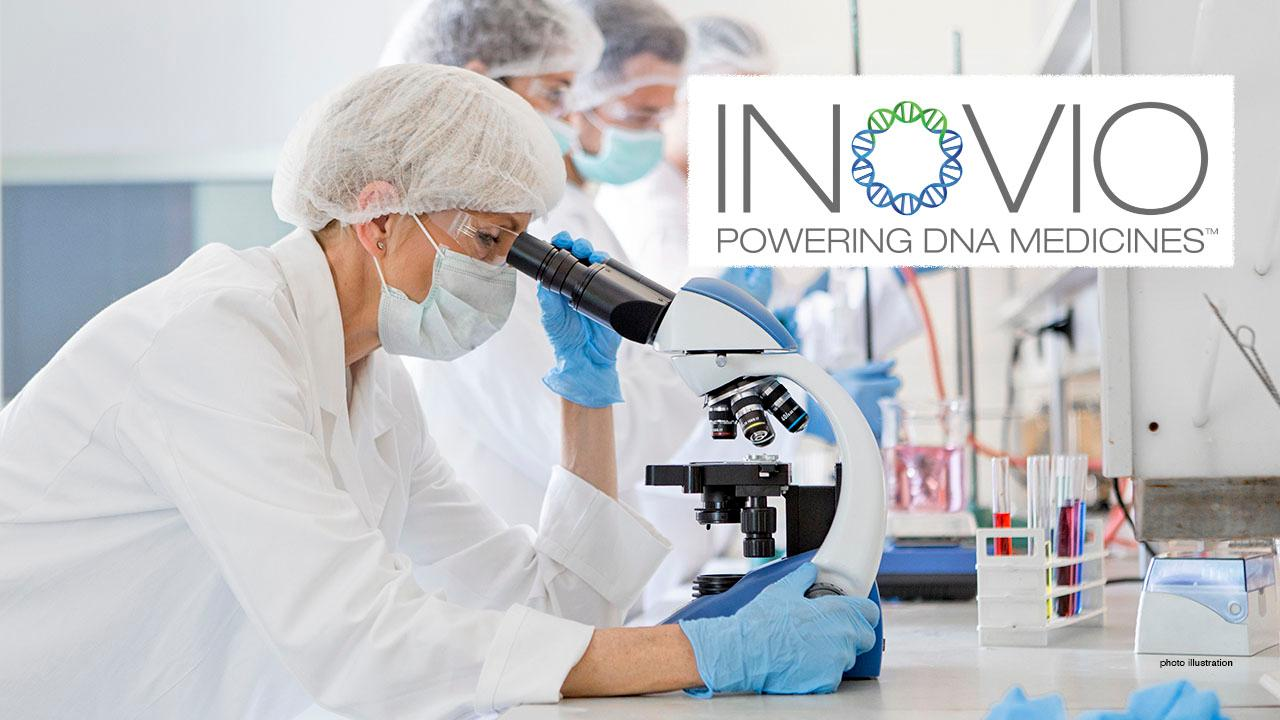 Inovio Senior VP of Research and Development Dr. Kate Broderick says coronavirus vaccine trial data from her company is 'incredibly promising.'